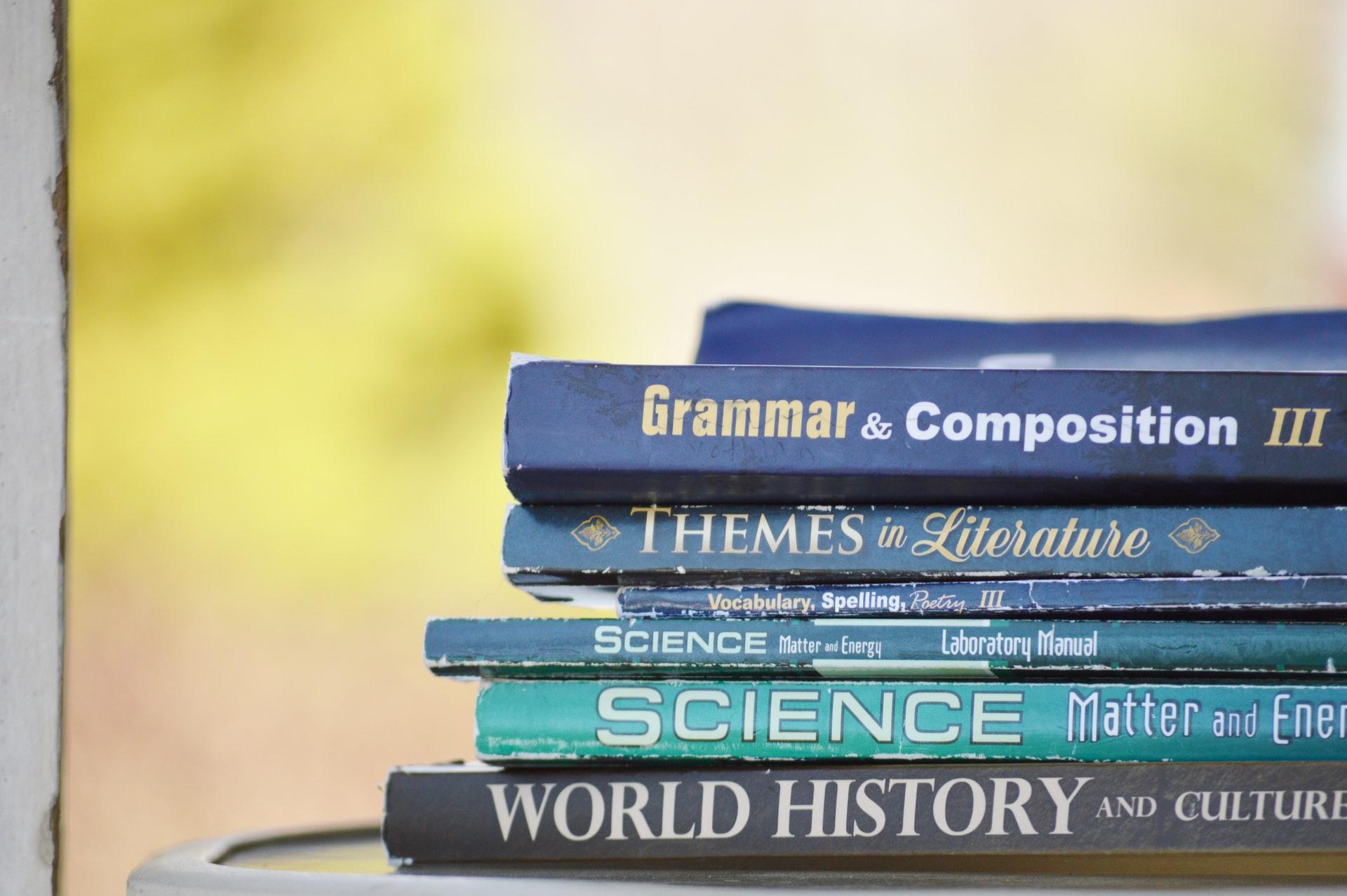 Livros de lingua estrangeira