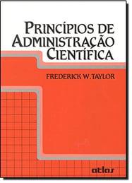 capa do livro Princípios da Administração Científica